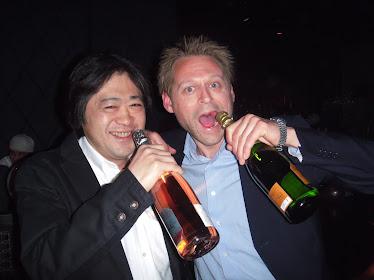 Two Drunken Louts