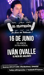 Iván Ovalle - 25 Años de Vida Musical