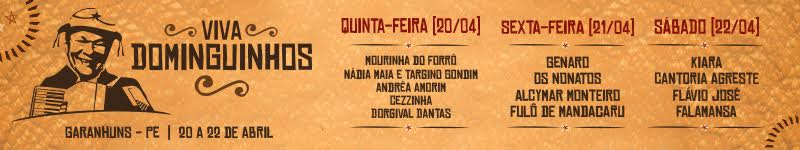 Festival Viva Dominguinhos