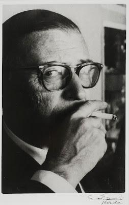 Jean Paul Sartre (1960) by Korda