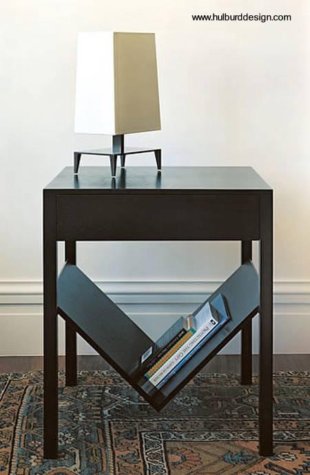 arquitectura de casas mesa de luz moderna mueble de dise o