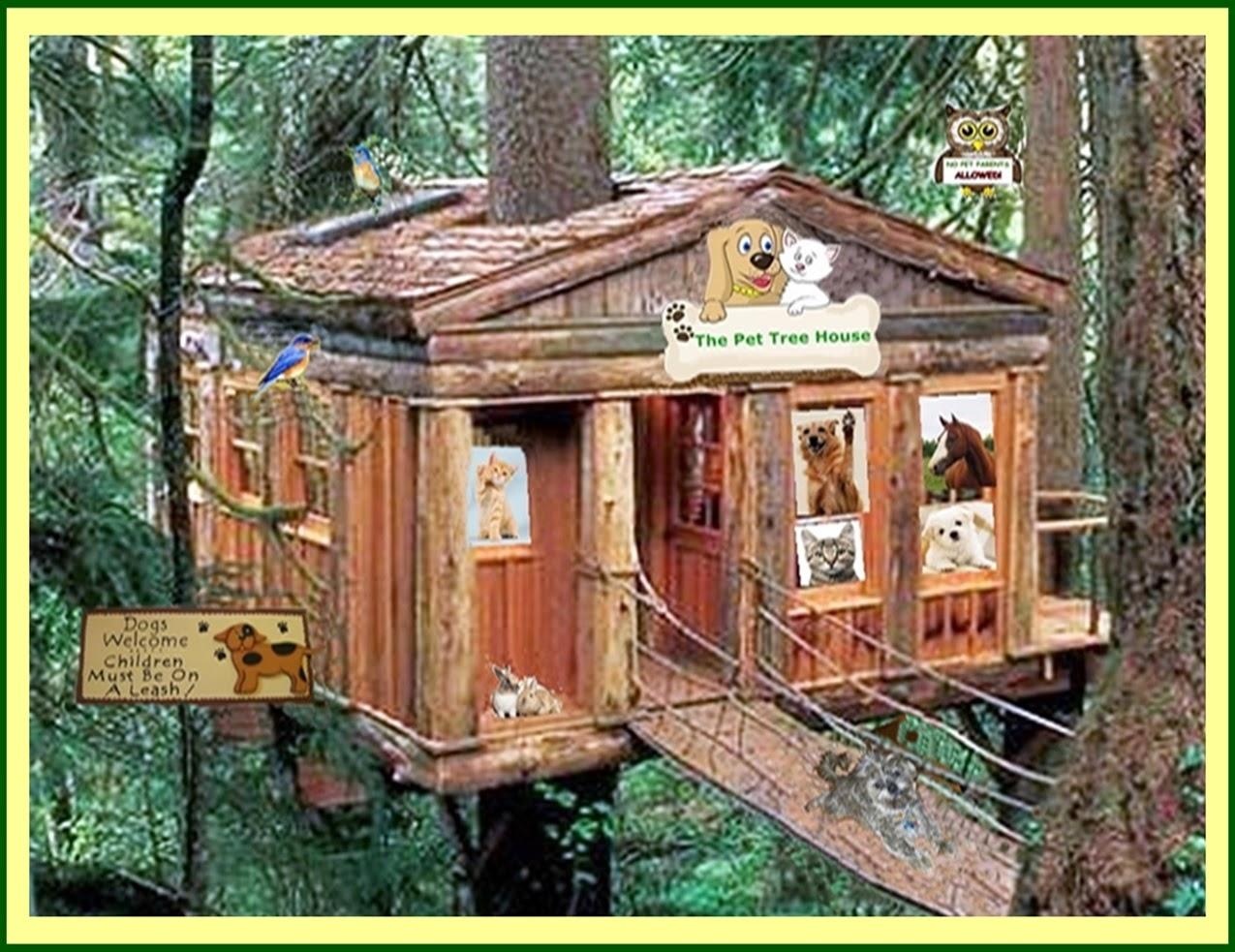 The Pet Tree House