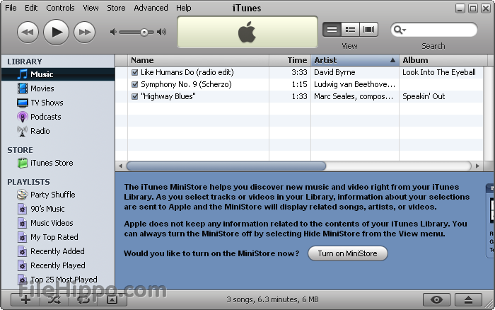 Itunes software download for windows vista