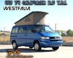 VOLKSWAGEN T4 CALIFORNIA WESTFALIA 2.5 T.D.I. A.A 102 C.V. 1999