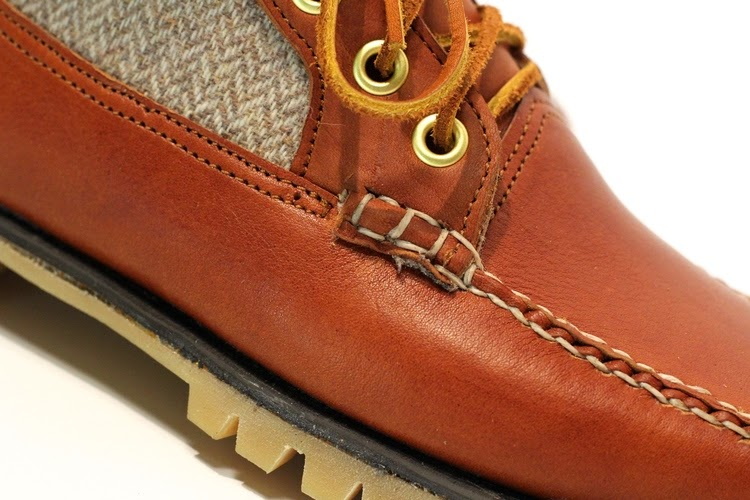 The Brothers Crisp: St. Crispins Day Boot Made in USA