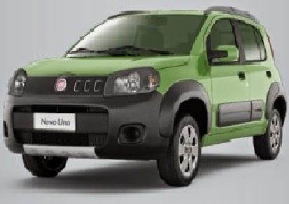 سعر و مواصفات سيارة فيات اونو 2011 - 2013 - فيات اونو اخر موديل