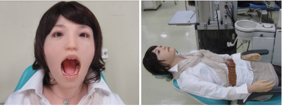 Dental Patient Robot Showa Hanako 2 First In The World
