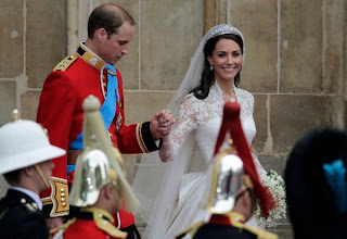 Prince William with Beautiful Kate