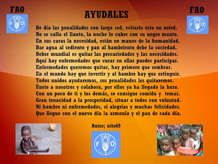 AYUDALES  ( FAO )
