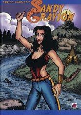 Sandy Grayson Vol. 1 cartaceo EF Edizioni