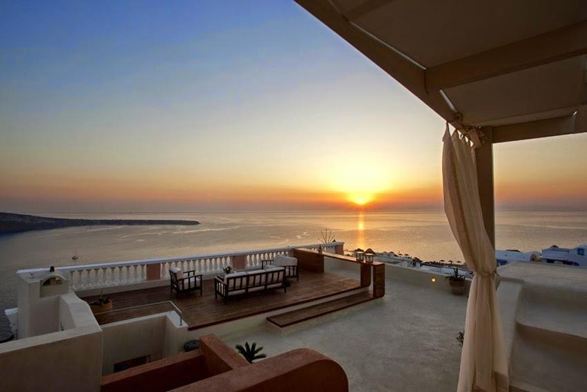 Villa Oia en Santorini - Foto: TripAdvisor Vacation Rentals