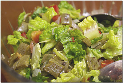 Cactus Salad (Ensalata de Nopales)