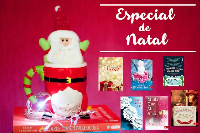 [Especial de Natal] Dica #2 Livros