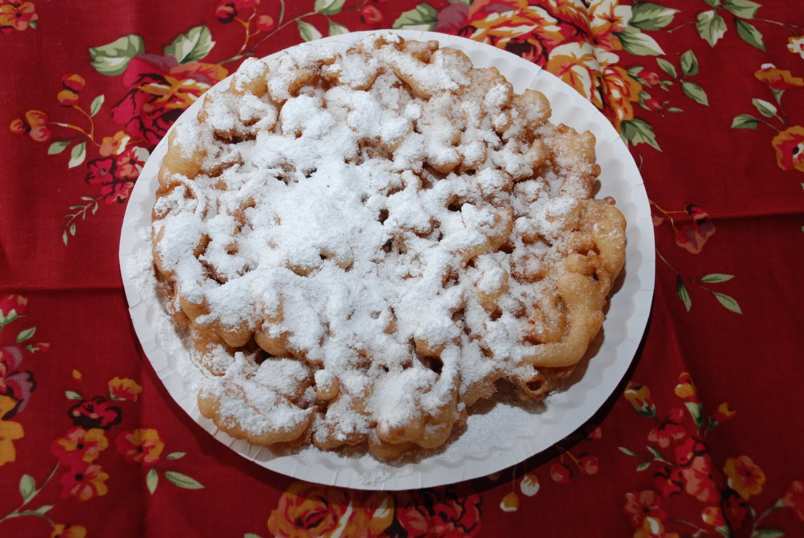 Fun Food For Thought: Where did Funnel Cakes come from?