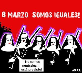 """""""El 8 de marzo me importa un bledo"""" - breve texto de Silvia Delgado - año 2013 El+8+de+marzo+me+importa+un+bledo"""