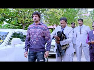 Ranna – Jagadoddharana Full Song Video – Sudeep, Rachitha Ram, Haripriya – V. Harikrishna