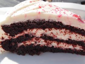 Can My Dog Eat Red Velvet Cake