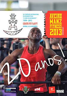 Revista da Convenção Fitness Aveiro 2013