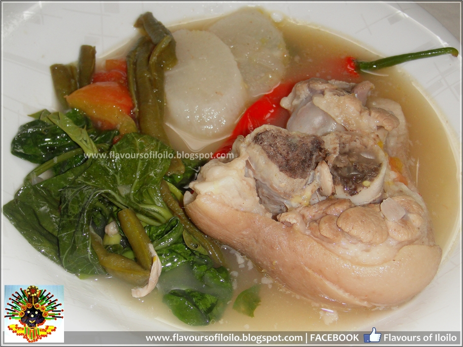 how to cook sinigang n baboy