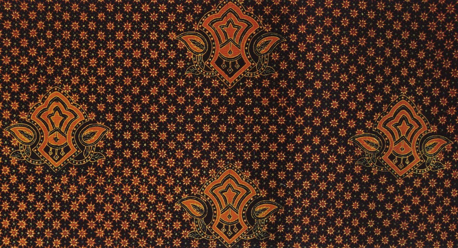 Motif batik Truntum. (multiglobalinfo)