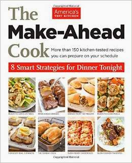 The make ahead cook free pdf download free pdf everyone knows the benefits of home cooking tastier healthier meals and significant savings but some nights theres just no time to make dinner from forumfinder Image collections