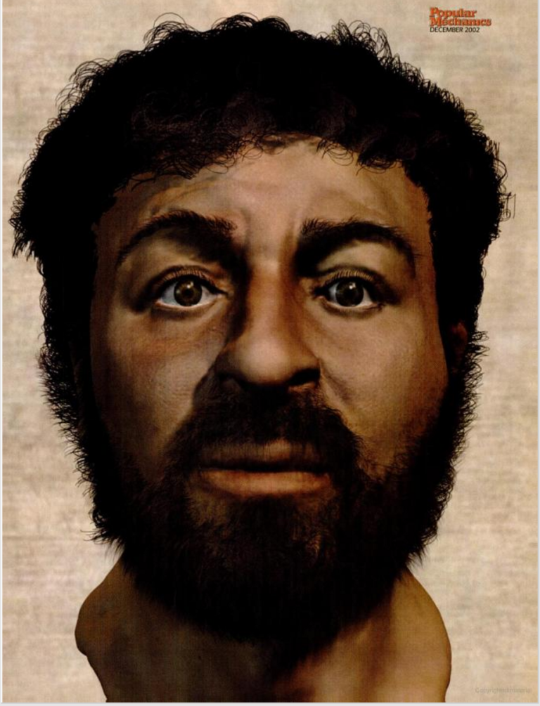 If Jesus had lived in the mid-20th century...?