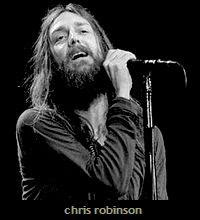 the black crowes - chris robinson