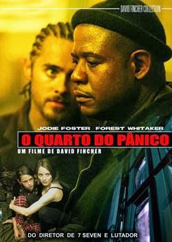 Filme O Quarto do Pânico RMVB Dublado + AVI Dual Áudio + Torrent DVDRip