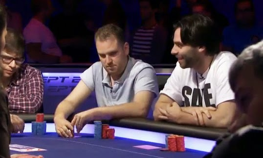 European Poker Tour Barcelona Super High Roller