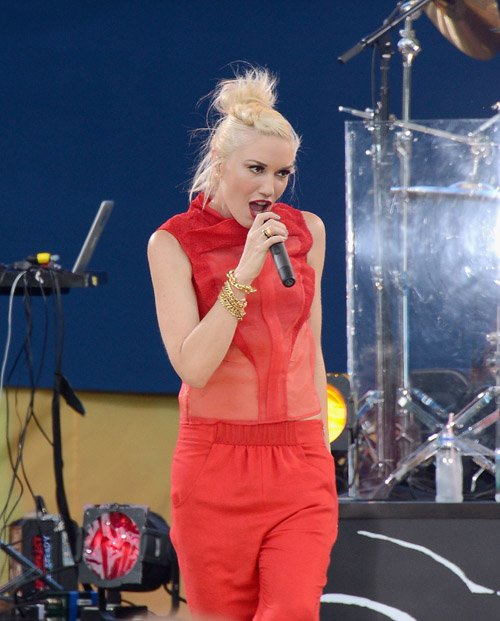 No Doubt Rocks Out GMA's Summer Concert Series » Gossip | Gwen Stefani