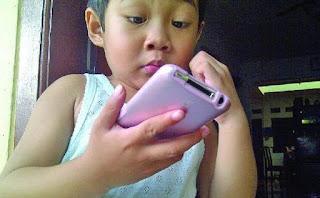 OpO ~ Alasan Anak Perlu Lepas Dari Gadget