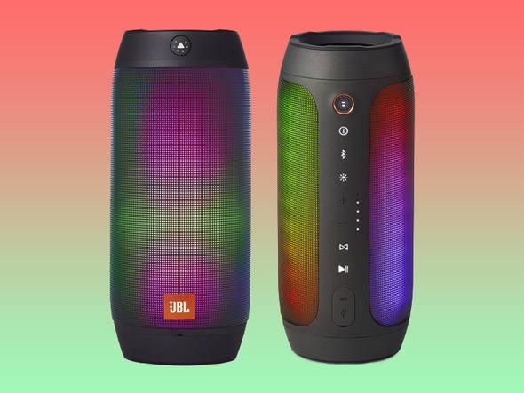 Caixa de som Pulse 2 da JBL