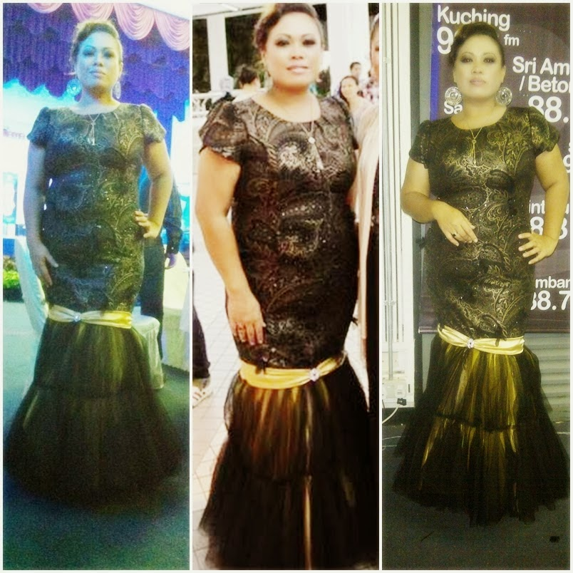 WINNE ALBERT by M.O COUTURE SARAWAK.