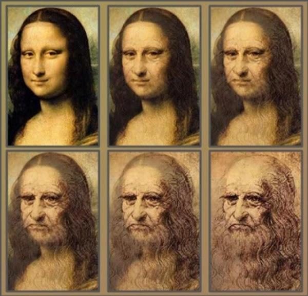 parodias de la Mona Lisa