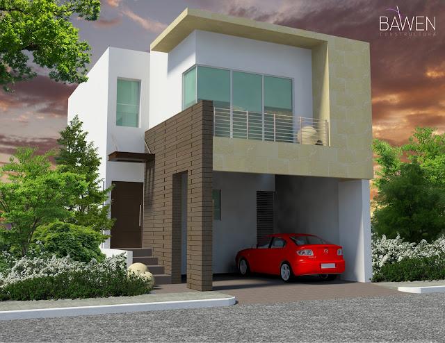 D3d Casa Cumbres Bawen Constructora