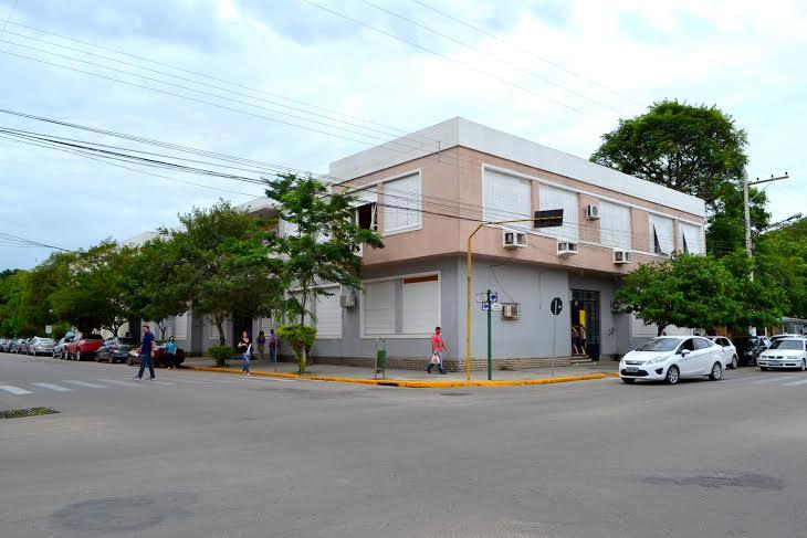 PRÉDIO DA PREFEITURA DE CAMAQUÃ