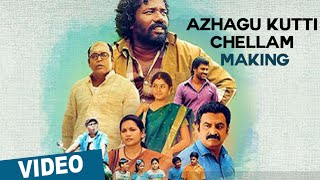 Azhagu Kutti Chellam Official Making Video _ Charles _ Ved Shanker Sugavanam