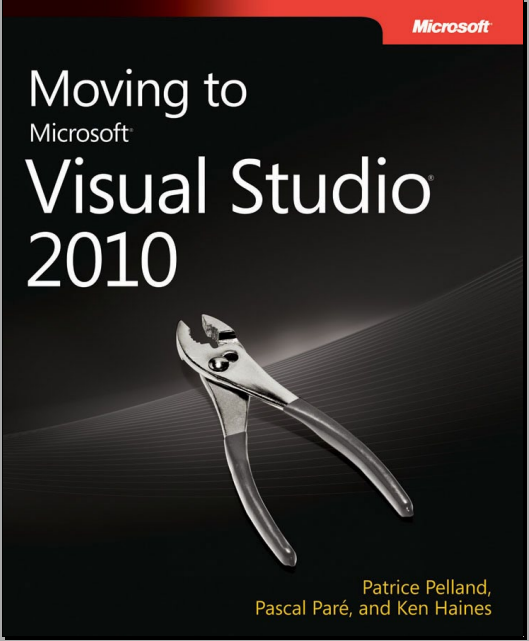Intro to Visual Studio 2010 - Synergy Tutorials
