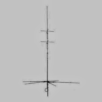 Diamond CP6AR hf vertical antenna