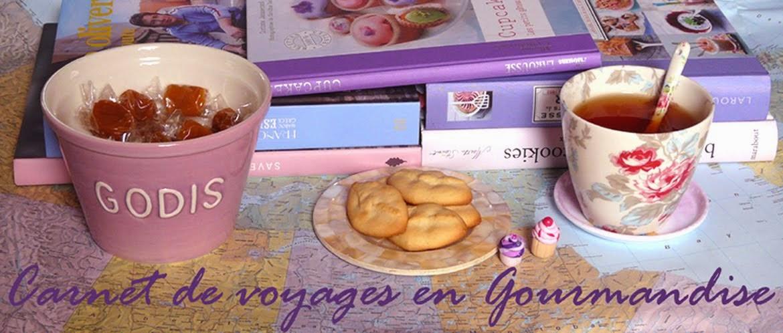 Carnet de voyages en Gourmandise