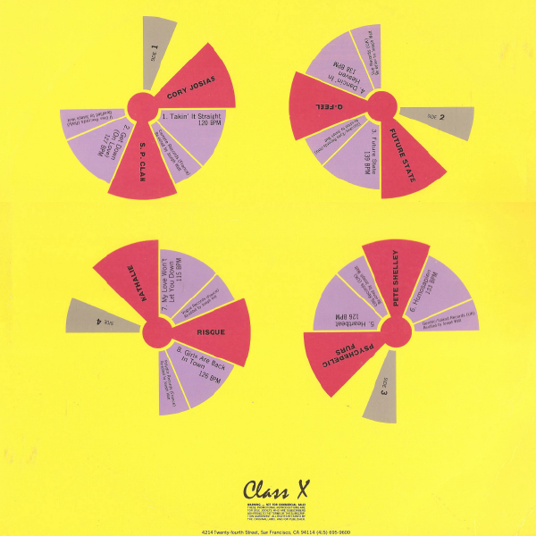 Missing Album: VA - Class X Seven