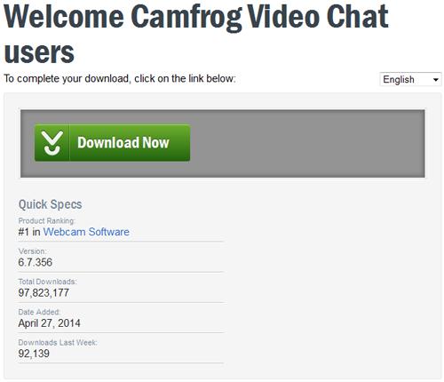 Camfrog 6.7.356 Baru CNET Download