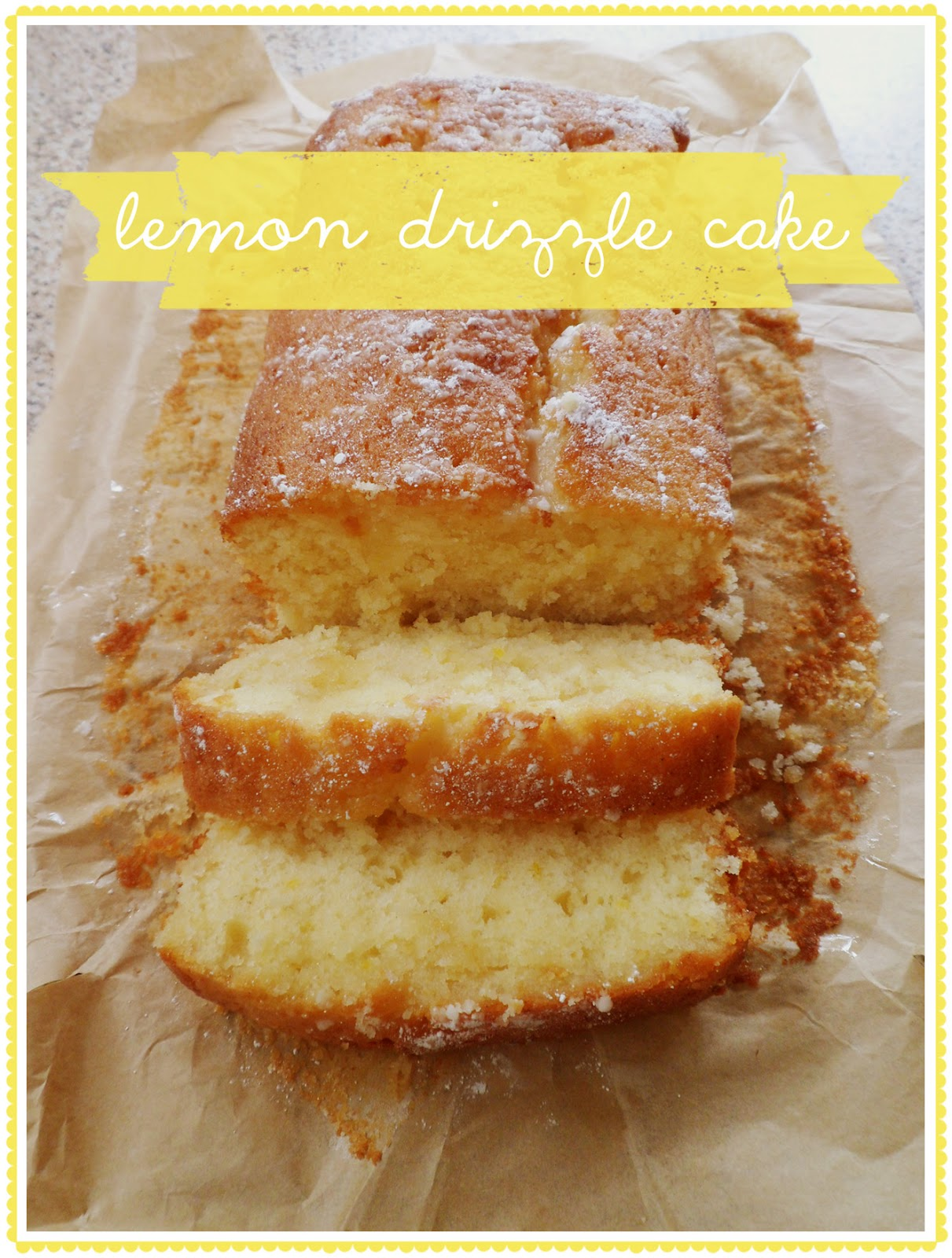 Lemon Cake Curdle