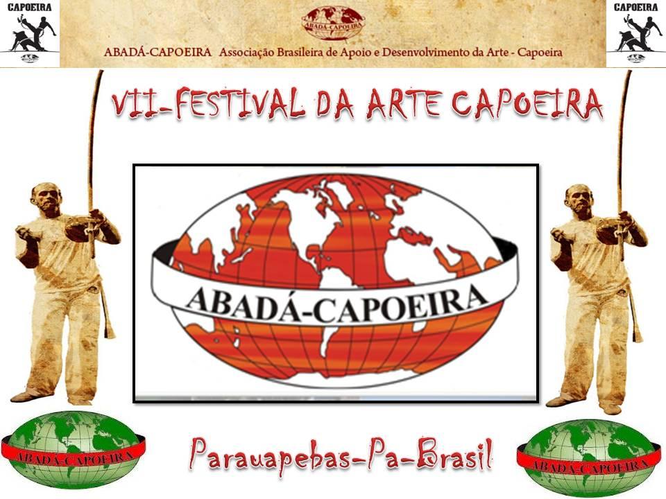 ABADÁ CAPOEIRA PARAUAPES