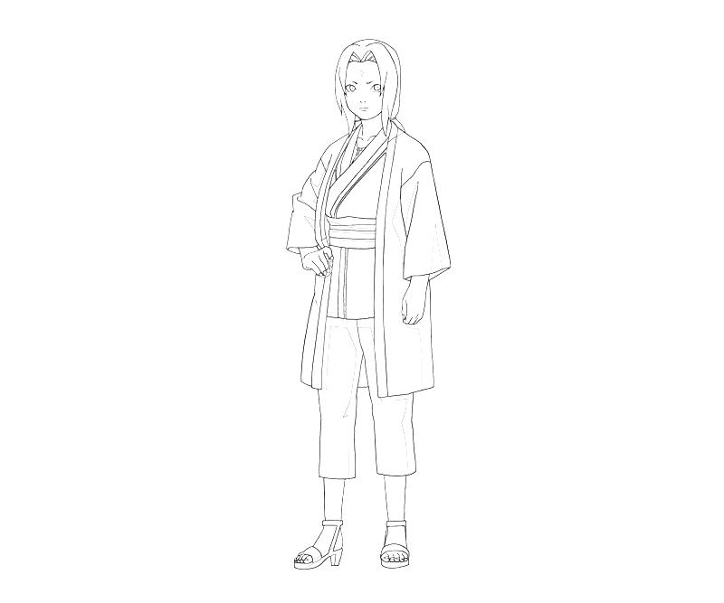 printable-naruto-tsunade-profil-coloring-pages