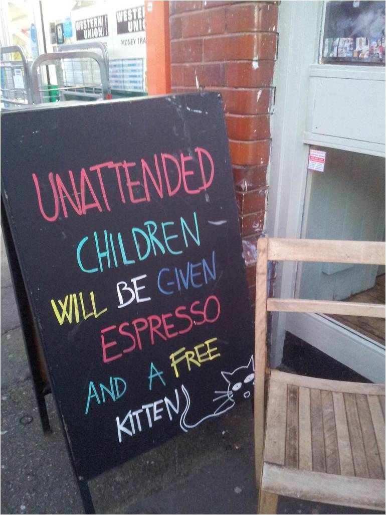 These Hilarious Bar Signs Are Too Good To Ignore BlazePress - 15 signs improved hilarious graffiti