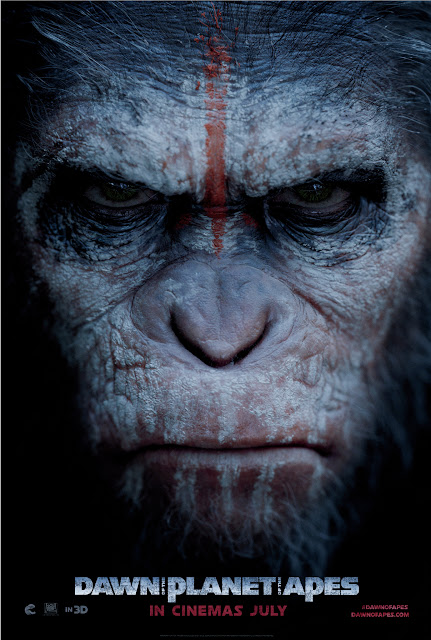 Dawn Of The Apes Teaser Poster