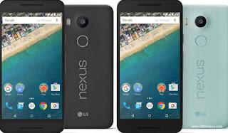 nexus 5X vero android