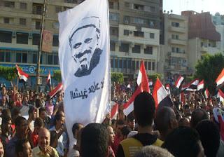 اكبر مظاهره بالفيوم في 30 يونيو اعداد ضعف 25 يناير مما اسفر عن وقوع شهيد