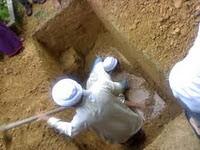 Misteri Ngeri Penggali Kubur Mati Tertimbus Roboh Lemas